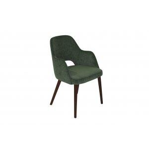 Кресло на деревянном каркасе AK-1601