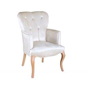 Кресло на деревянном каркасе АK-1609