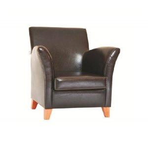 Кресло на деревянном каркасе АК-1652