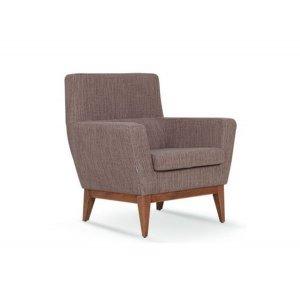 Кресло на деревянном каркасе АК-1661