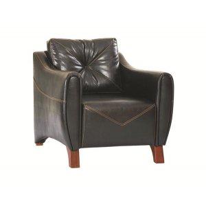 Кресло на деревянном каркасе АК-1673