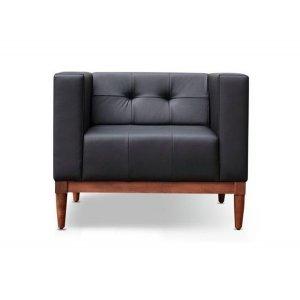 Кресло на деревянном каркасе АК-1686