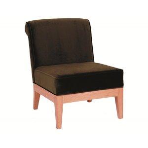 Кресло на деревянном каркасе АК-1693