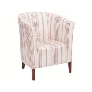 Кресло  на деревянном каркасе АK-1700