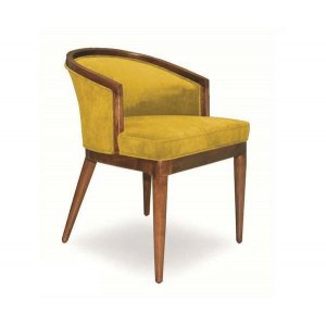 Кресло на деревянном каркасе AK-1719