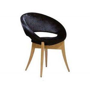 Кресло на деревянном каркасе AK-1769