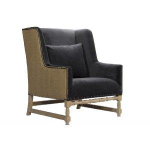 Кресло на деревянном каркасе АK-1779