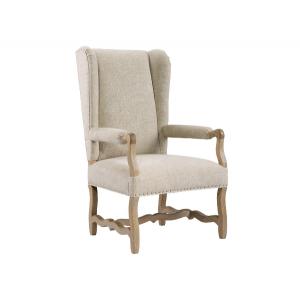 Кресло на деревянном каркасе АK-1781