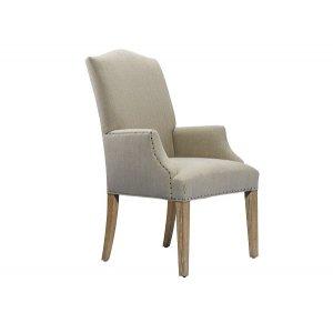 Кресло на деревянном каркасе АK-1784
