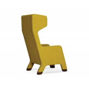 Кресло на деревянном каркасе AK-1820