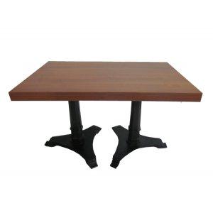 Стол на деревянном каркасе APM-3012
