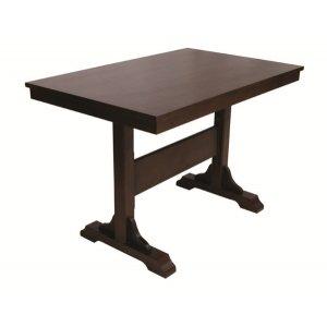 Стол на деревянном каркасе АРМ-3014