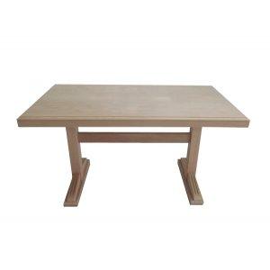Стол на деревянном каркасе APM-3039-а