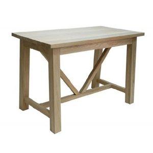 Стол на деревянном каркасе APM-3073