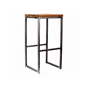 Барный стул в стиле лофт  BS-1