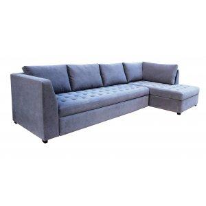 диван раскладной, с коробом для хранения
