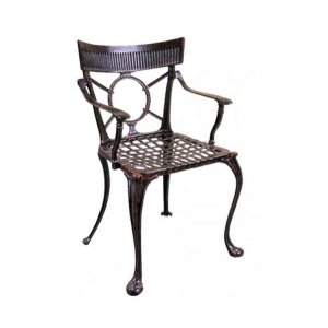 Кресло на металлокаркасе MK-506