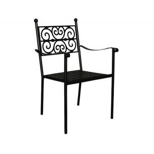 Кресло на металлокаркасе MK-5211