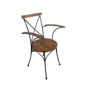 Кресло на металлокаркасе MK-5215