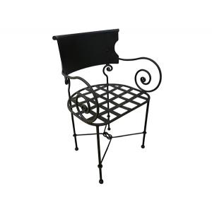 Кресло на металлокаркасе MK-5219