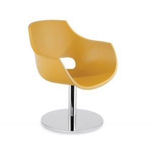 Кресло на металлокаркасе MK-543-a