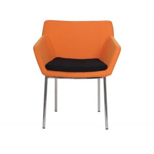 Кресло на металлокаркасе MK-548-b