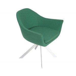 Кресло на металлокаркасе MK-549-b