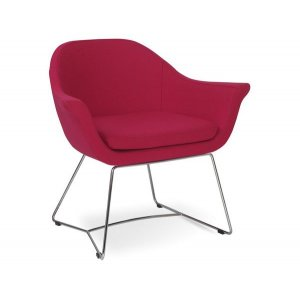 Кресло на металлокаркасе MK-549