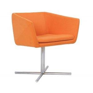 Кресло на металлокаркасе MK-550-b