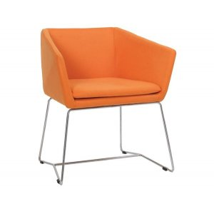 Кресло на металлокаркасе MK-550