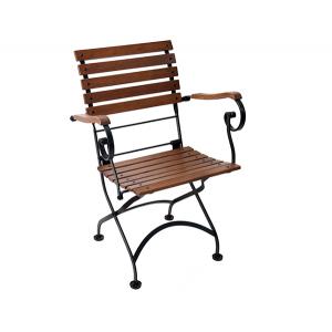 Кресло на металлокаркасе MK-5510