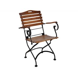 Кресло на металлокаркасе MK-5513