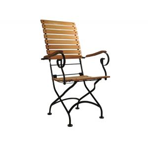 Кресло на металлокаркасе MK-5527