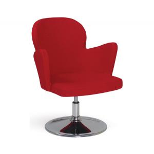 Кресло на металлокаркасе MK-554-b