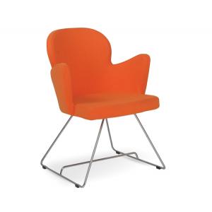 Кресло на металлокаркасе MK-554