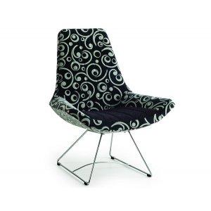 Кресло на металлокаркасе MK-559