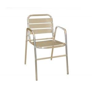 Кресло на металлокаркасе MK-624-а