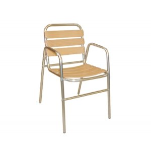 Кресло на металлокаркасе MK-624-b