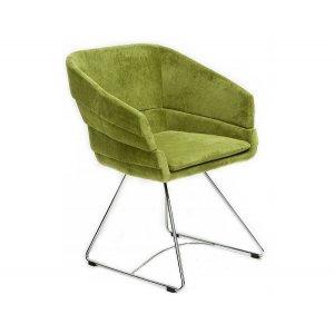 Кресло на металлокаркасе MK-637-b