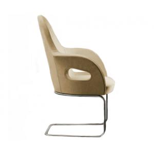 Кресло на металлокаркасе MK-648