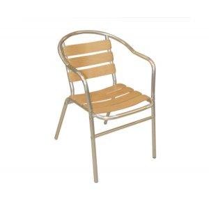 Кресло на металлокаркасе MK-650