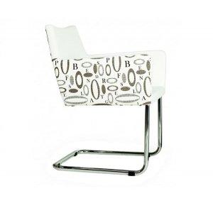 Кресло на металлокаркасе MK-652