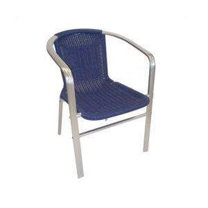 Кресло на металлокаркасе MK-673