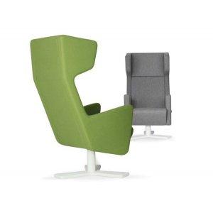 Кресло на металлокаркасе MK-714
