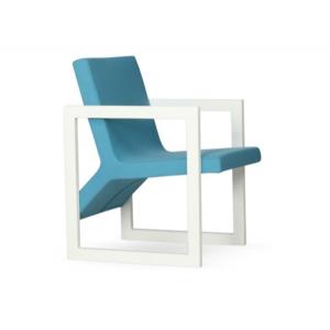 Кресло на металлокаркасе MK-716