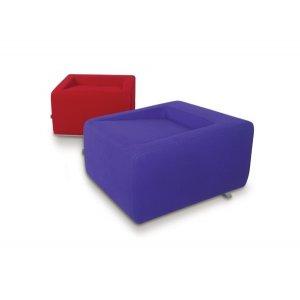 Кресло на деревянном каркасе MK-720