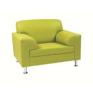 Кресло на металлокаркасе МК-735