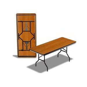 Стол на металлокаркасе MM-2007