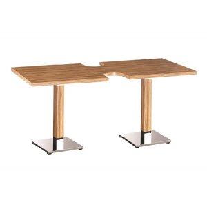 Стол на металлокаркасе MM-2054