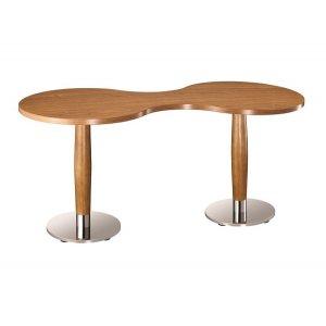 Стол на металлокаркасе MM-2056